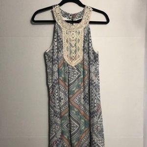 As U Wish Sleeveless Dress
